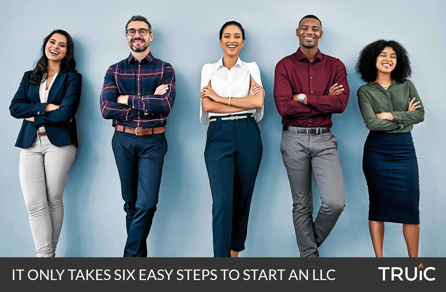 Starting Your Own Llc Is Easy How To Start An Llc