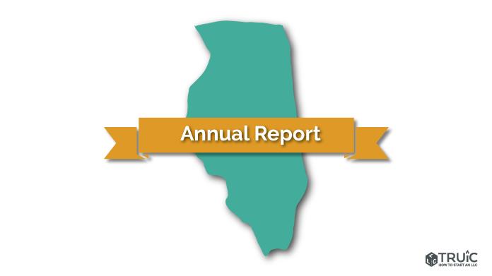 Illinois LLC Annual Report Image