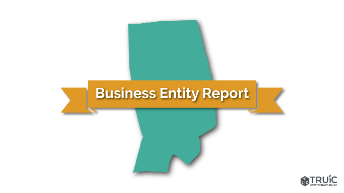 Indiana LLC Biennial Report Image