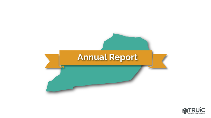 Kentucky LLC Annual Report Image