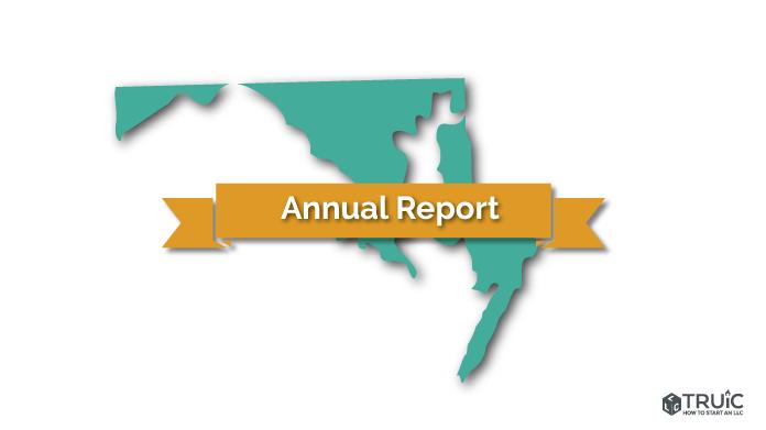 Maryland LLC Annual Report Image