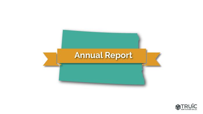 North Dakota LLC Annual Report Image