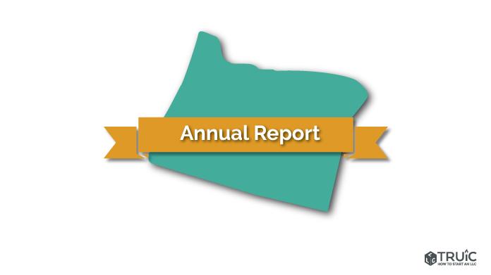 Oregon LLC Annual Report Image
