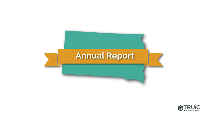 South Dakota LLC Annual Report Image