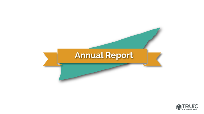 Tennessee LLC Annual Report Image