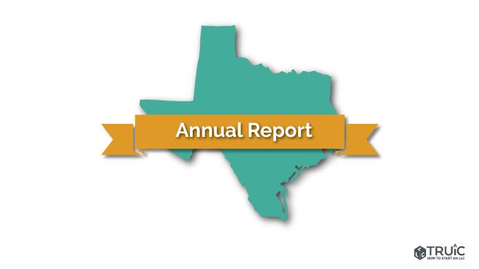 Texas Llc Annual Report How To Start An Llc