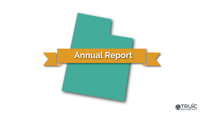 Utah LLC Annual Report Image