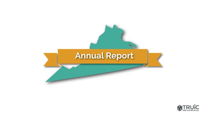 Virginia LLC Annual Registration Fee