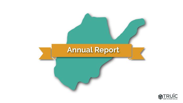 West Virginia LLC Annual Report Image