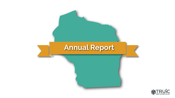 Wisconsin LLC Annual Report Image