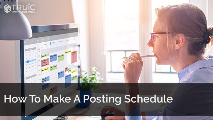 How To Make a Blog Posting Schedule