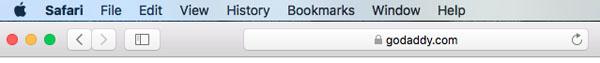 How to log into GoDaddy.