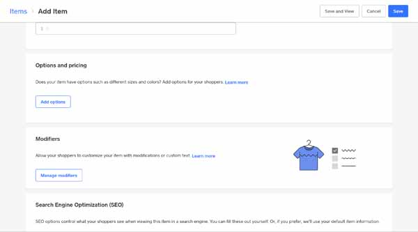 How to create and ecommerce store with Weebly.