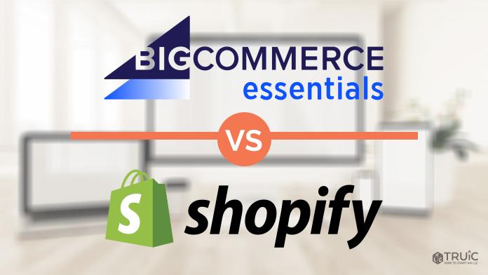 BigCommerce vs Shopify.