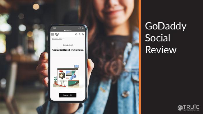 GoDaddy social integration review.