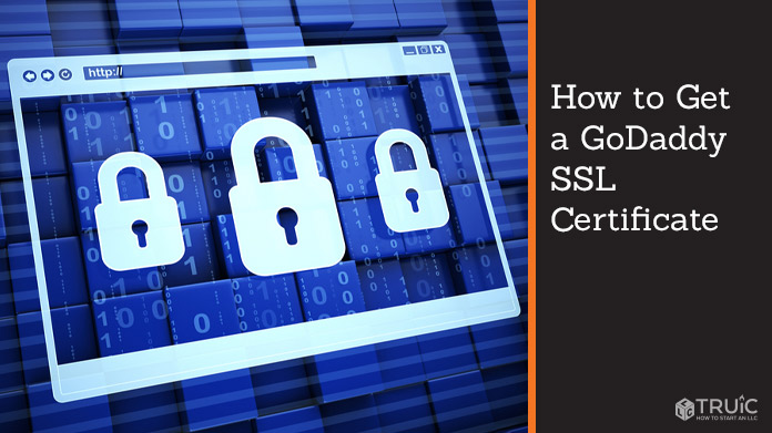 How to get a GoDaddy SSL Certificate.