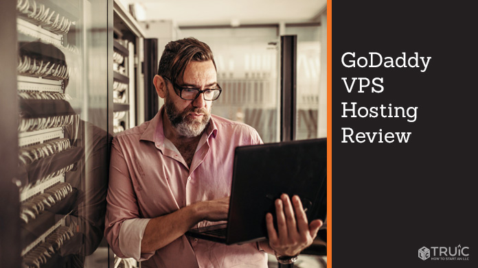 GoDaddy VPS hosting review.