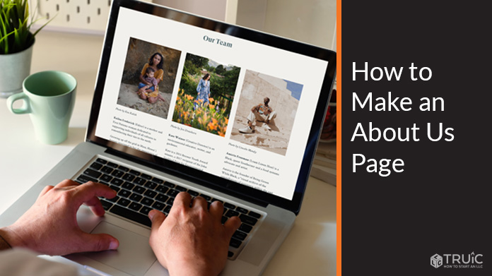 How to Make an About Us Page - About Page Examples.