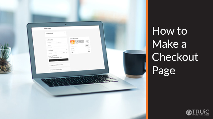 How to Make a Checkout Page - Checkout Page Design.