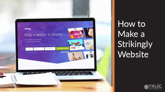 How to Make a Strikingly Website.