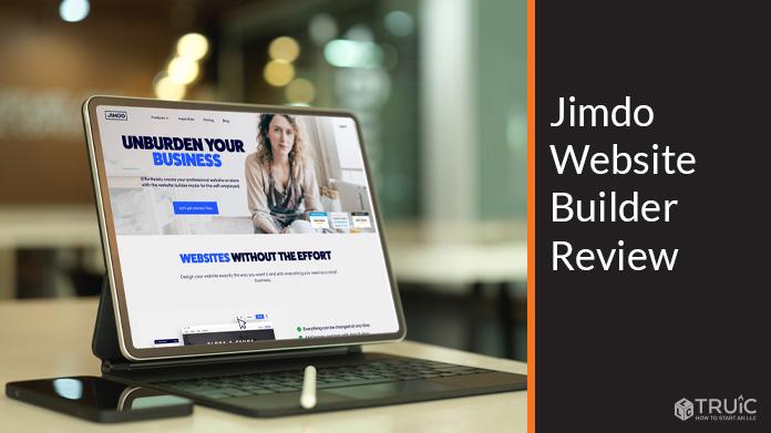 Jimdo Website Builder Review.