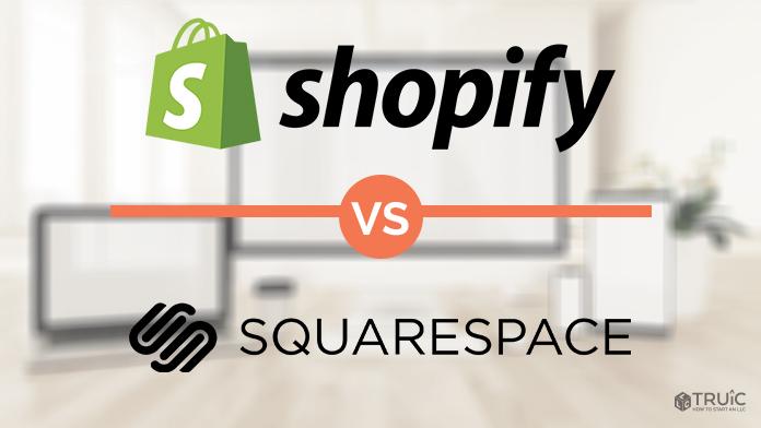 Shopify vs Squarespace review.