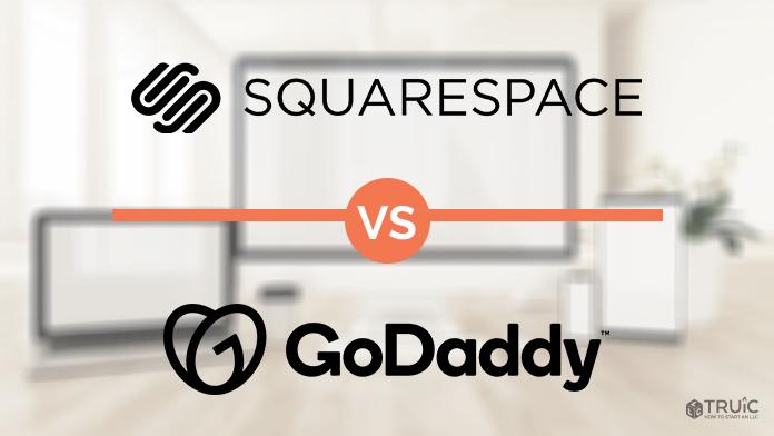 Squarespace vs GoDaddy review.