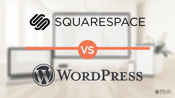 Squarespace vs WordPress review.