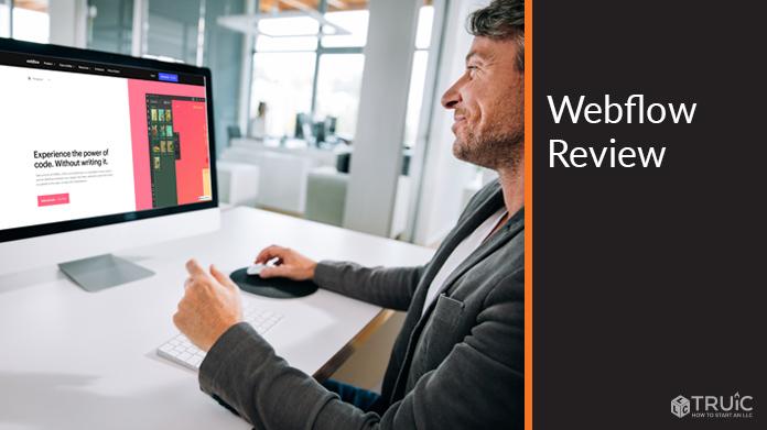 Webflow review.