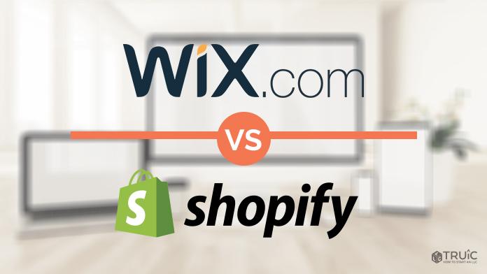 Wix vs Shopfiy