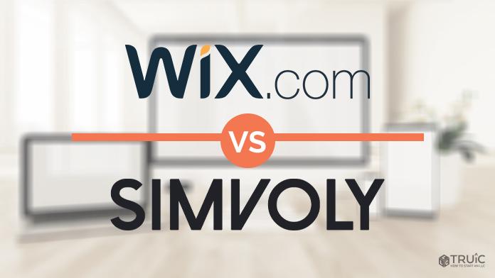Wix vs Simvoly.