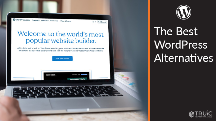 Learn about the best WordPress alternatives for building a website.