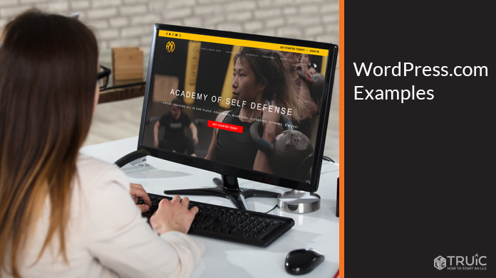 WordPress.com Examples.