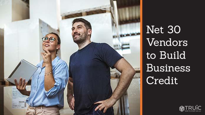 Net 30 Vendors to Build Business Credit