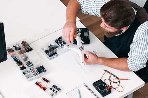 Drone Repair Business Image