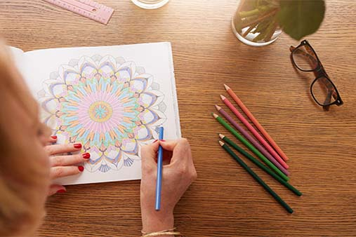 Adult Coloring Book Company