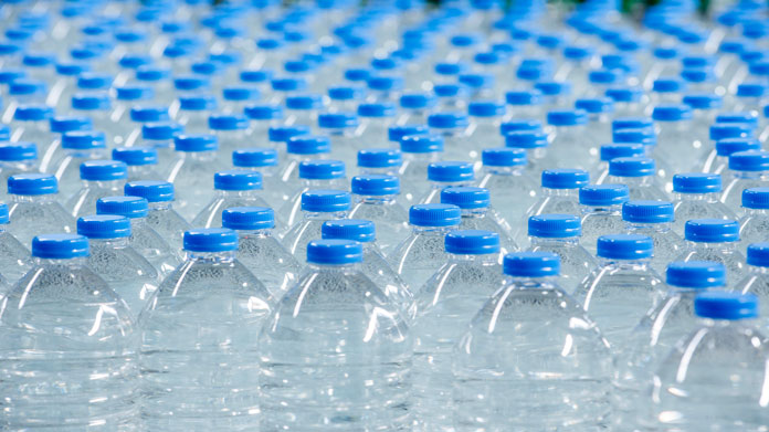 Bottled Water Business Image