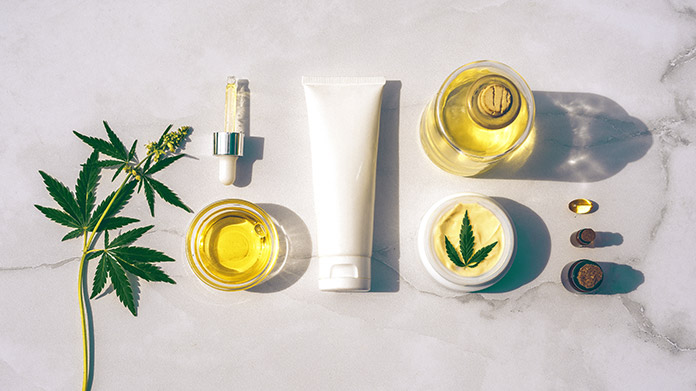 CBD Oil Business Image