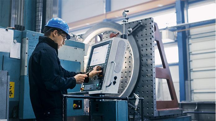 CNC Machining Business Image