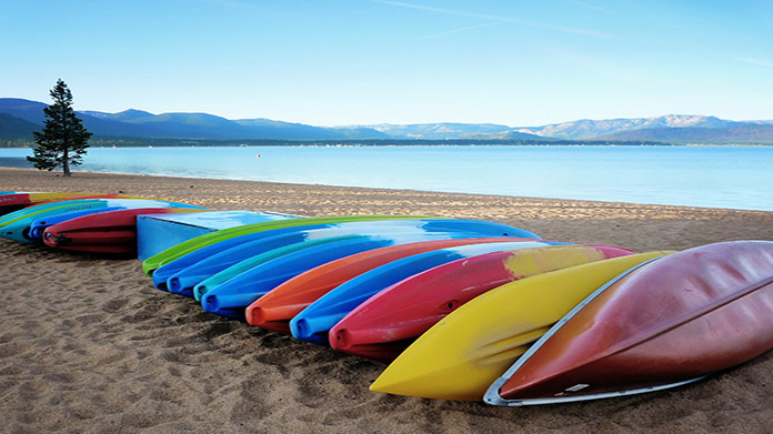 Canoe and Kayak Rental Business Image