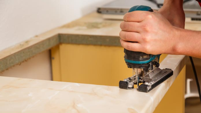 Countertop Business Image