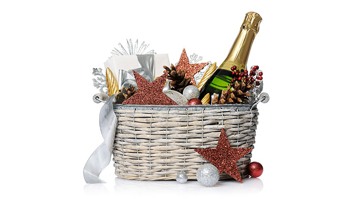 Gift Basket Business Image