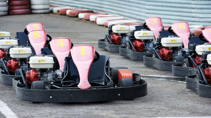 Outdoor go kart business plan