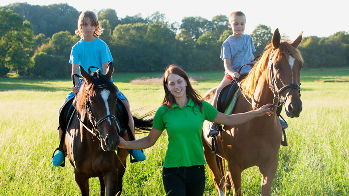 Horseback Riding Lessons Business