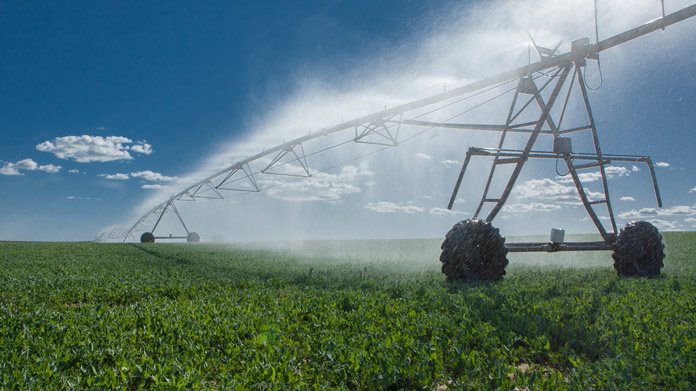 Irrigation Business Image