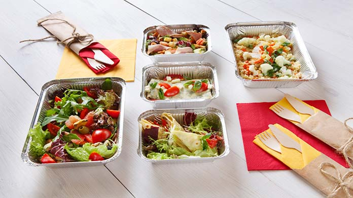 Meals To Go Business Image