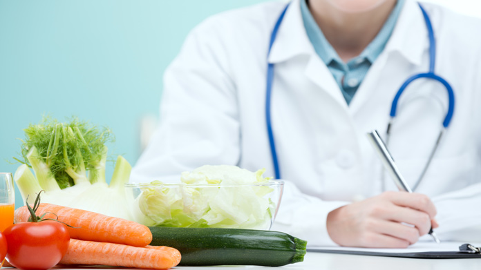 Nutritionist Business Image
