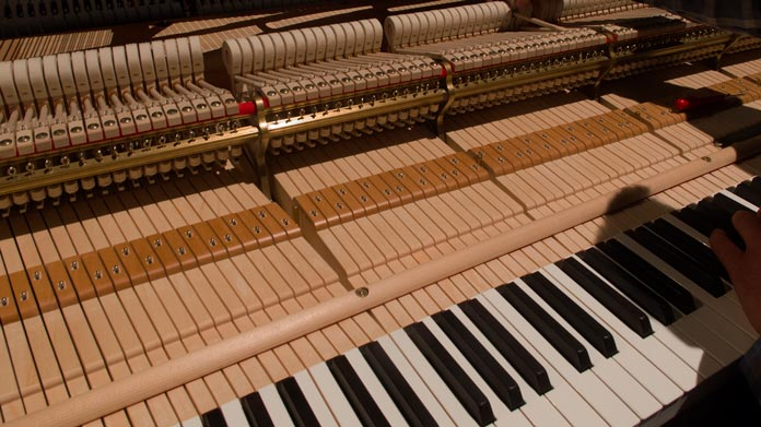 Piano Tuning Business Image