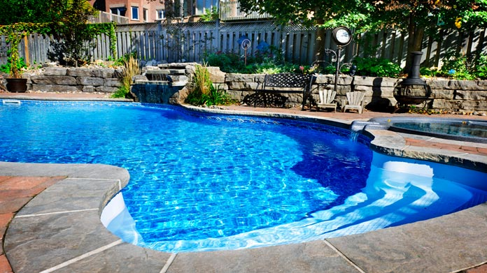 Pool Installation Business