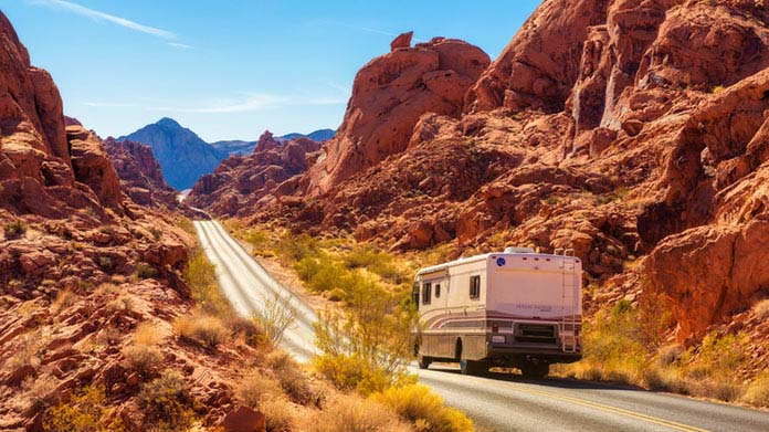 RV Rental Business Image